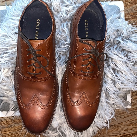 Cole Haan Other - Cole Haan men's brown oxfords size 11 M